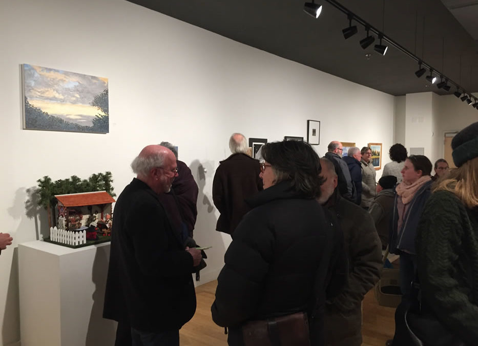 Stomping Ground: The 72nd Annual Exhibition at the Sharon Arts Center, Peterborough, NH