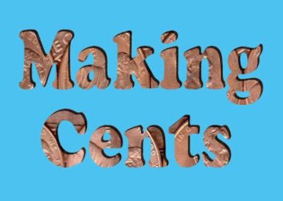 Making Cents logo revised