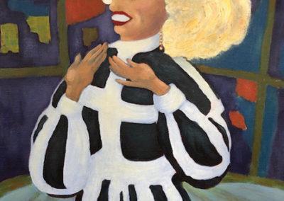 Mary 'Polly', Pierce, Diva #1