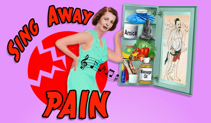 Member News: Brenda Wilbert presents: Sing the Pain Away