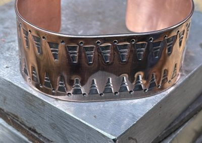 Diane Louise Paul Leather Artisan - bracelet 2