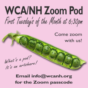 Tuesday Zoom pods